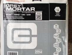 Grey Mortar