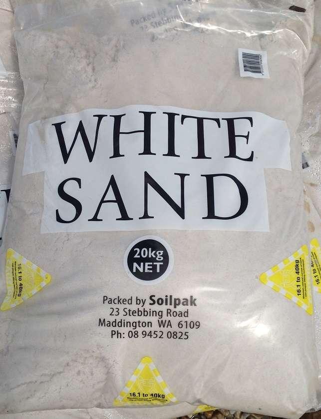 White Sand 20kg