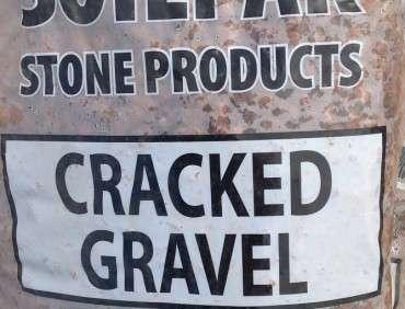 Cracked Pea Gravel 20kg