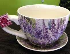 28015CUP Lavender Farm Teacup