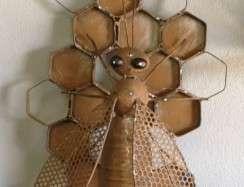 71264BEE Bee-Hive WallArt