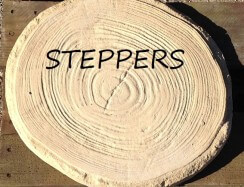 Creme Log Look Stepper Gepro