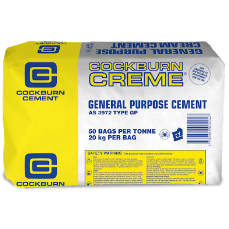General Purpose Creme Cement 20kg (1)