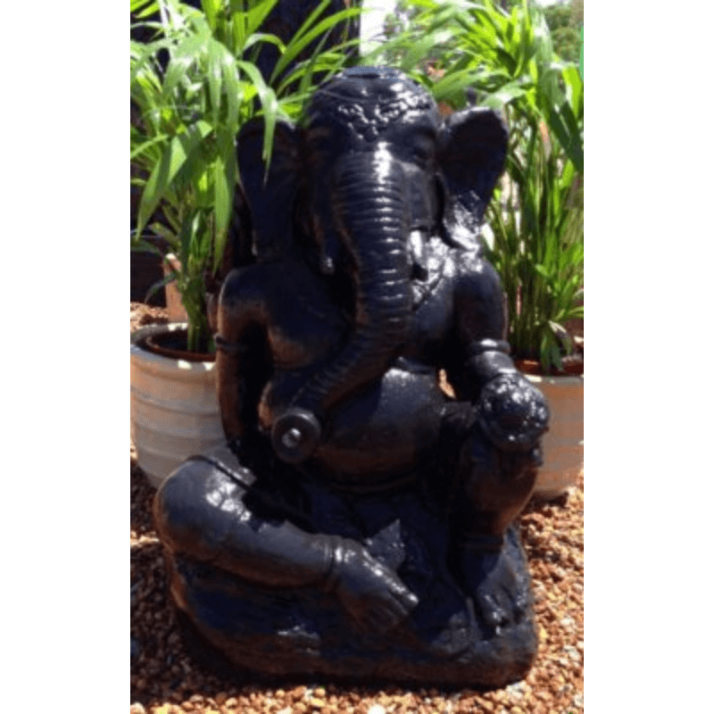 SGR020 Grey Black Ganesha