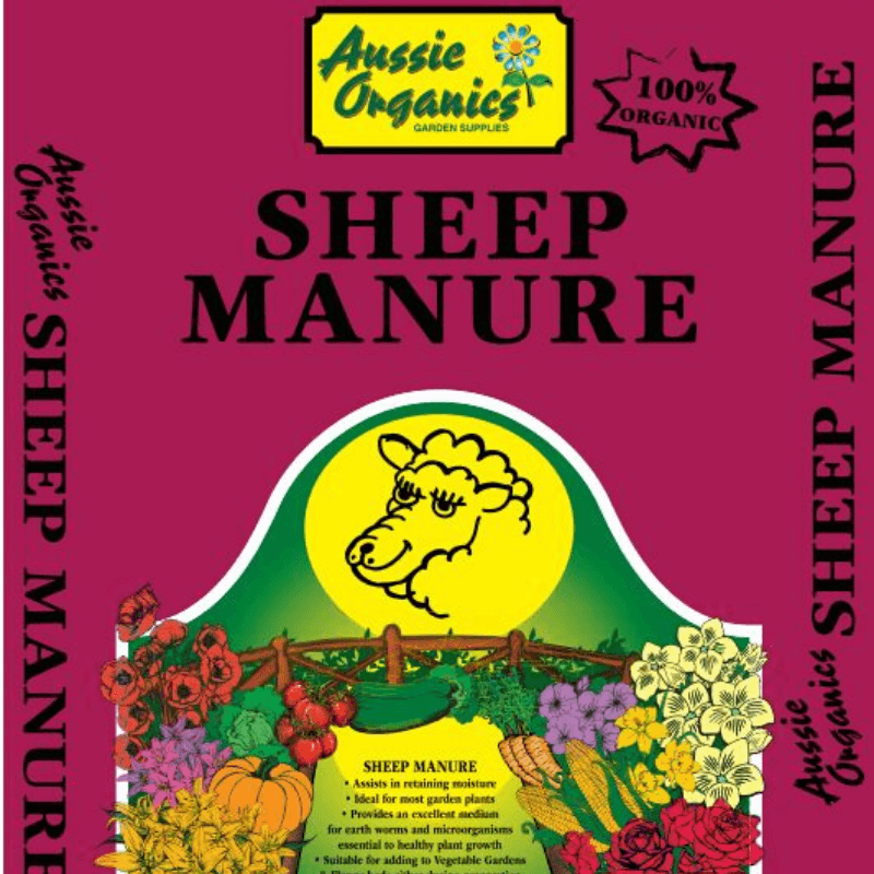 Sheep Manure 30lt Bag