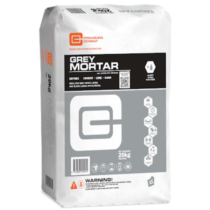 _Mortar Pack Grey 20kg