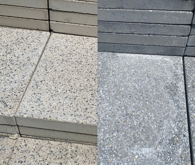 What materials are used in landscaping?